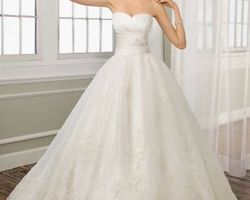 robe de mariée style princesse