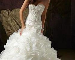 robe de mariée style moderne