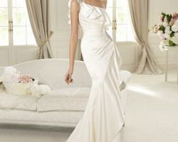 robe de mariée forme sirène