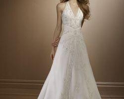 robe de mariée forme A | 2