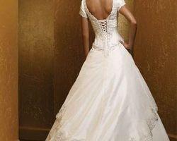 robe de mariée forme A | 6