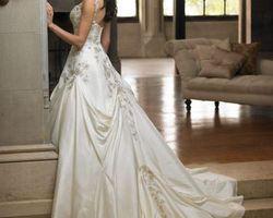 robe de mariée forme A | 8