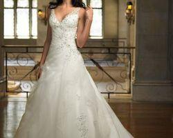 robe de mariée forme A | 9