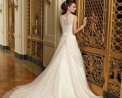 robe de mariée forme A | 10