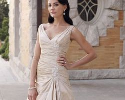 robe de mariée forme A | 11