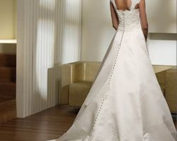 robe de mariée forme A   13