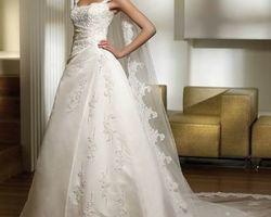 robe de mariée forme A | 13