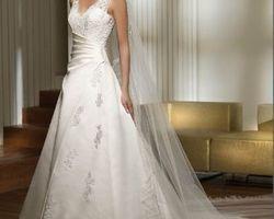 robe de mariée forme A | 15