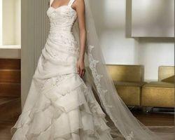 robe de mariée forme A | 16