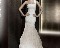 robe de mariée forme sirène | 19