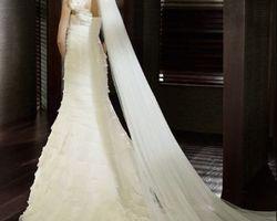 robe de mariée forme sirène | 20