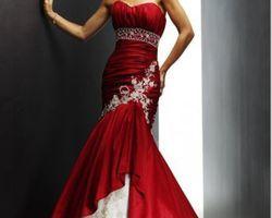 robe de mariée forme sirène | 25