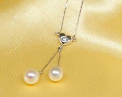 Colier de perle blanche | 103