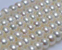 Colier de perle blanche | 115