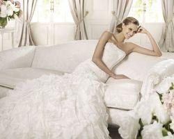 robe de mariée forme sirène | 136