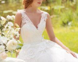 robe de mariée forme A | 137