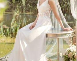 Robe de mariée style grec