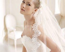 Robe de mariée forme sirène   138