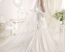 Robe de mariée forme sirène | 139