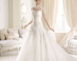 Robe de mariée forme A | 140