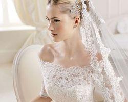 Robe de mariée forme sirène | 142