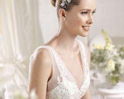 Robe de mariée forme A | 143