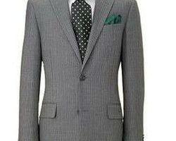 Costume pour Homme classique avec revers sur les poches