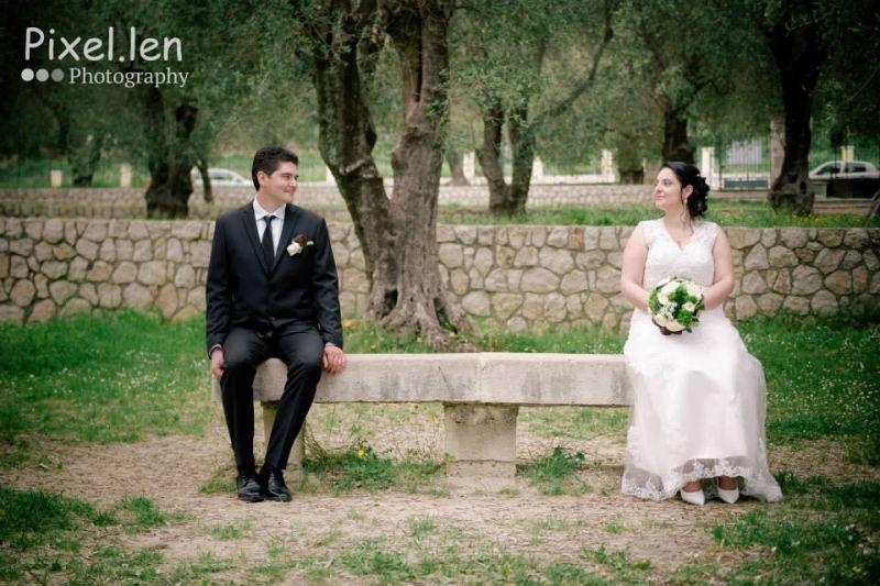 Félicitation pour les nouveaux mariés